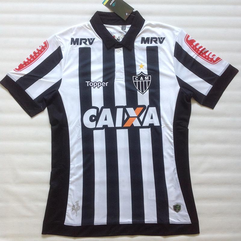 Camisa Atlético Mineiro 2018 T shirt Time Brasileiro M