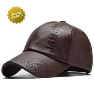 Chapéu Boné pele pala curva cap