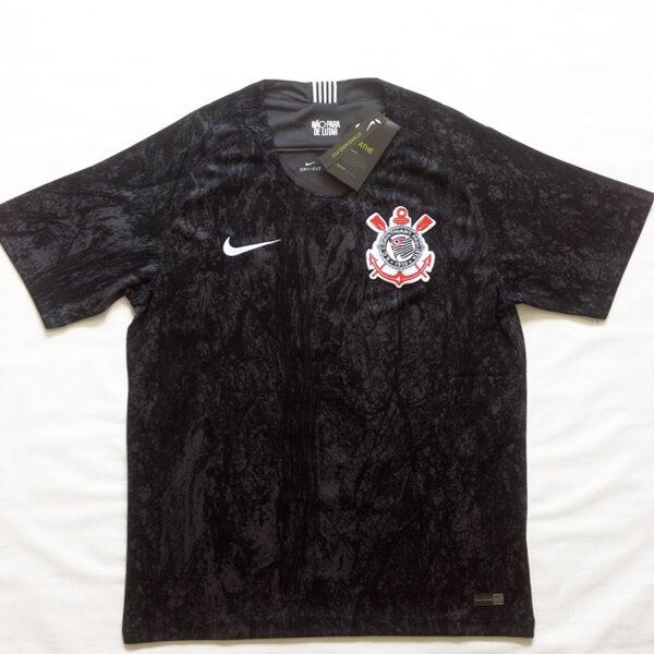 Camisa Corinthians 2018 foto real