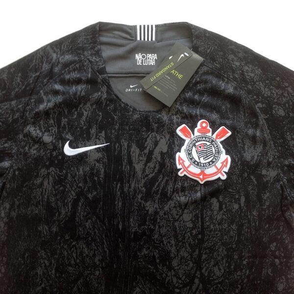 Camisa Corinthians 2018 2019 fotos reais