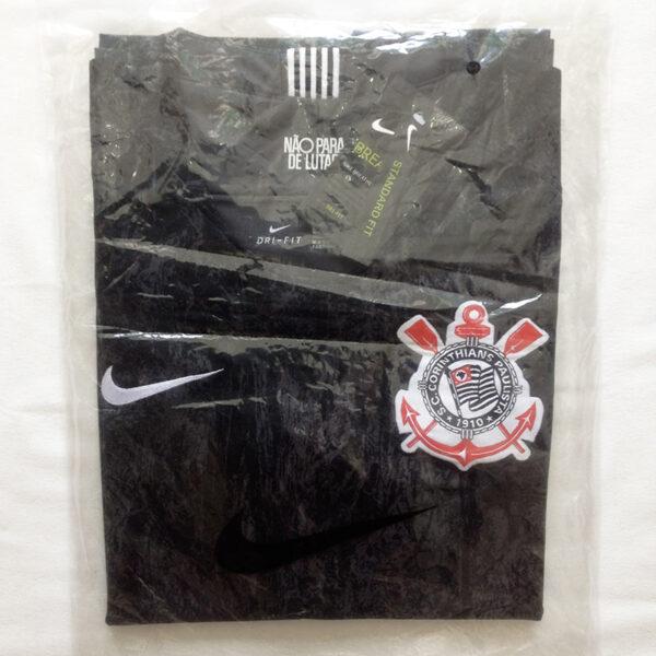 Camisa Corinthians 2018 2019 foto real pacote