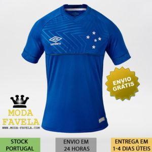 Camisa Cruzeiro 2018/2019
