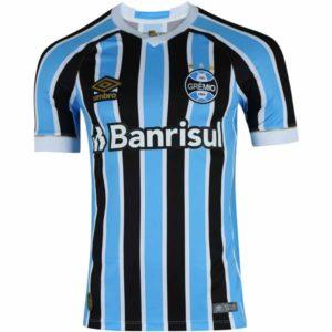 Camisa Grêmio 2018/2019 Manga curta