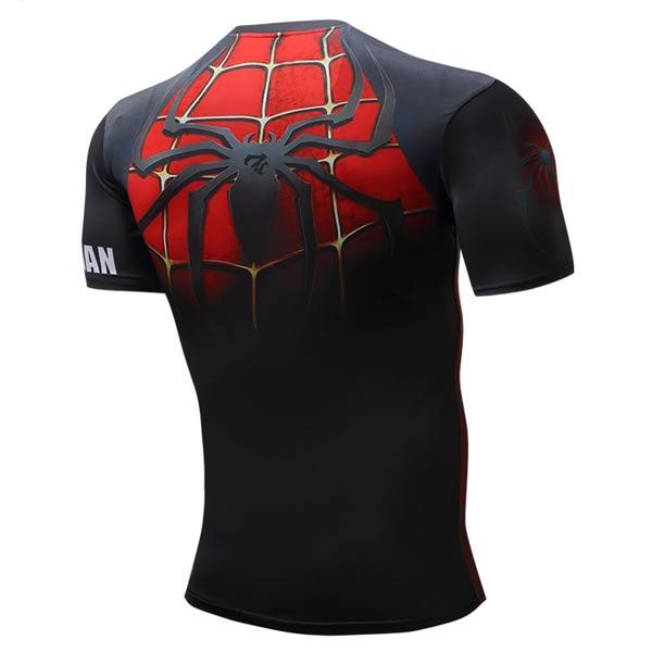 T-shirt Homem-Aranha Spider-Man envio grátis