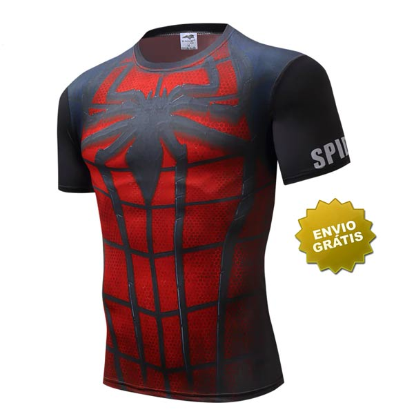 T-shirt Homem-Aranha Spider-Man