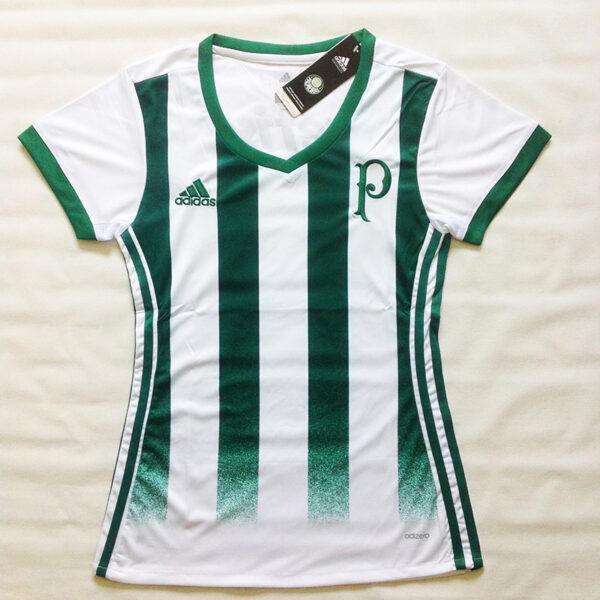 Camisa Palmeiras Feminina Manga curta