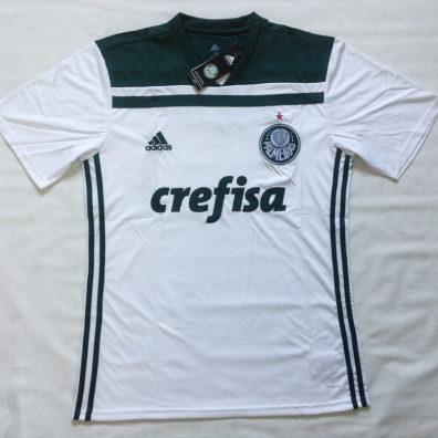 Camisa Palmeiras 2018 2019 frente branca