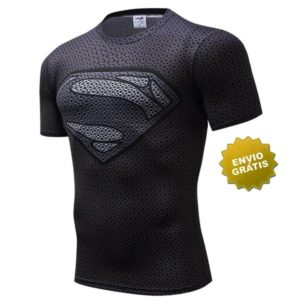 T-shirt Superman Dc comics liga da justiça