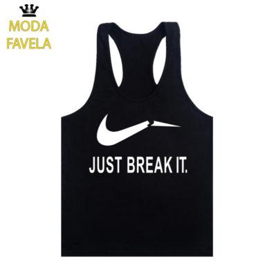T-shirt Just Break It Caviada black