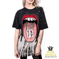 T-shirt Streetwear Don't trip