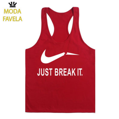 T-shirt Just Break It Caviada