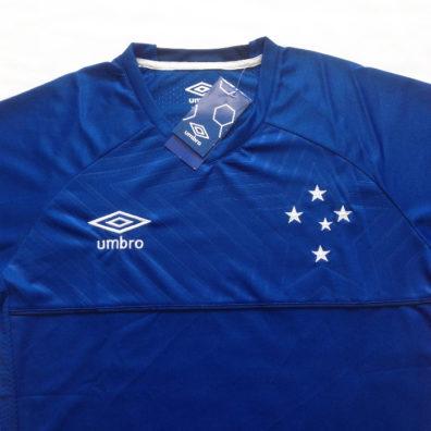 Camisa Cruzeiro 2018/2019 azul