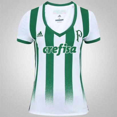 Camisa Palmeiras Feminina 2017