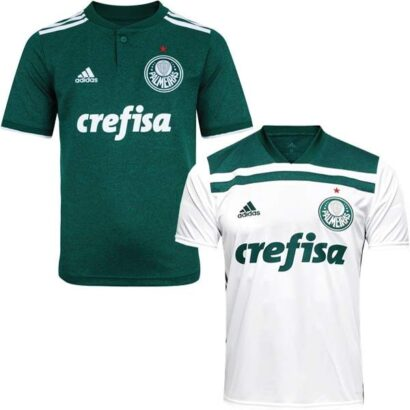 Camisa Palmeiras 2018 2019 manga curta