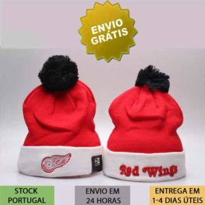 Gorro Detroit Red Wings Hoquei no gelo