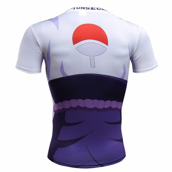 T-shirt Sasuke Uchiha Rashguards