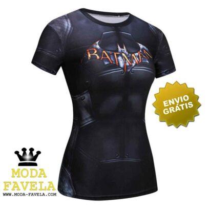 T-shirt Feminina Batman