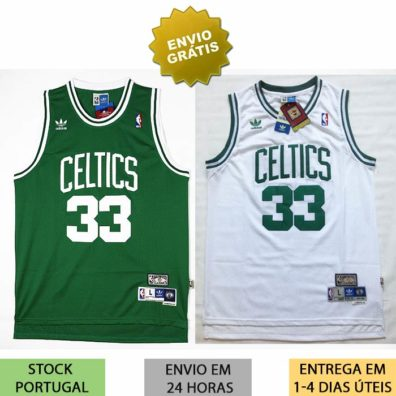 Camisola Boston Celtics Bird 33 jersey nba