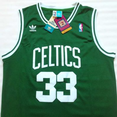 Camisola Boston Celtics Bird 33