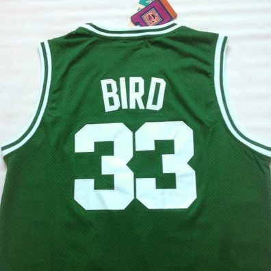 Camisola Boston Celtics Bird 33 nba