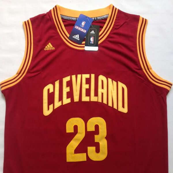 Camisola Cleveland Cavaliers James NBA 23 2016/2017