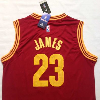 Camisola Cleveland Cavaliers James