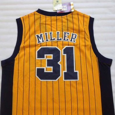 Camisola Indiana Pacers Miller 31