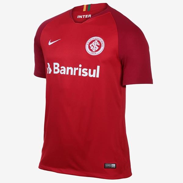 Camisa Internacional 2018 2019 primeira
