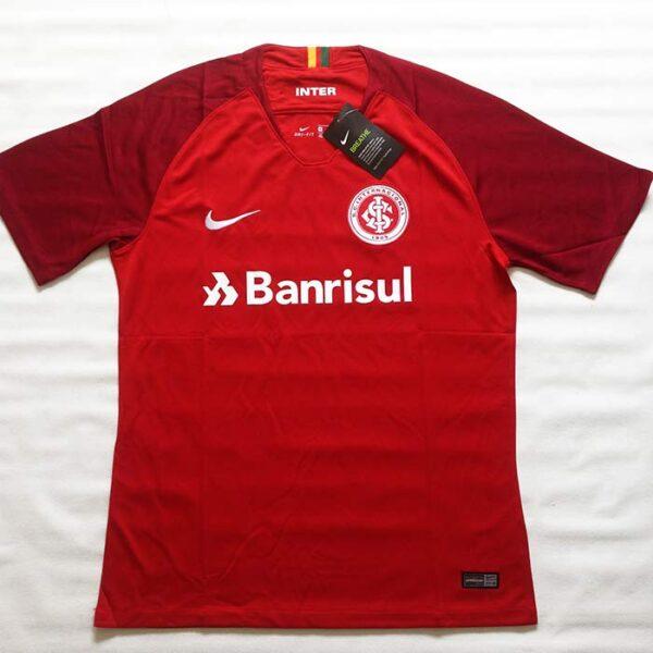 Camisa Internacional 2018 2019 vermelha