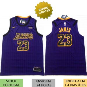 Camisola NBA LeBron James