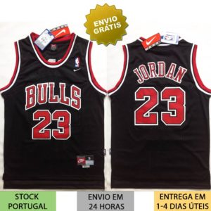 Camisola Chicago Bulls Jordan 23 nba