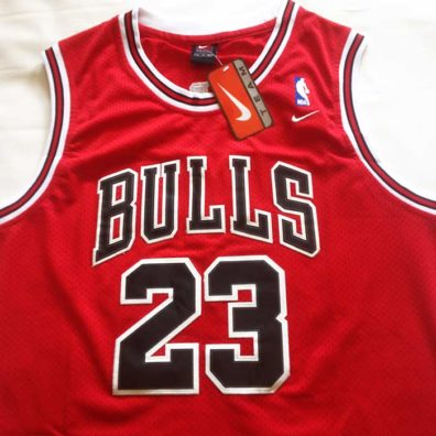Camisola NBA Chicago Bull frontal