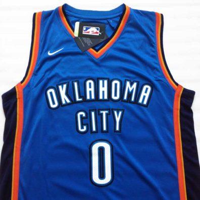 Camisola Oklahoma City Thunder Westbrook 0
