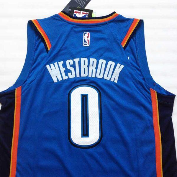 Camisola Oklahoma City Thunder Westbrook
