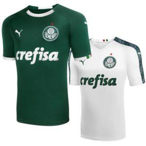 Camisa Palmeiras 2019/2020 camisola
