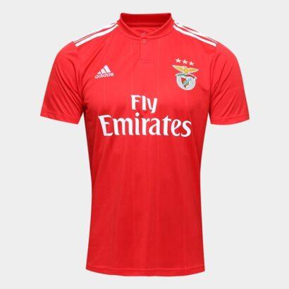 Camisola Benfica 2018/2019 vermelha home