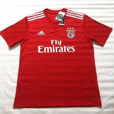 Camisola Benfica 2018/2019 fotos reais