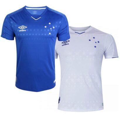 Camisa Cruzeiro 2019/2020 nova camisa