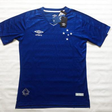 Camisa Cruzeiro 2019/2020 nova camisa azul
