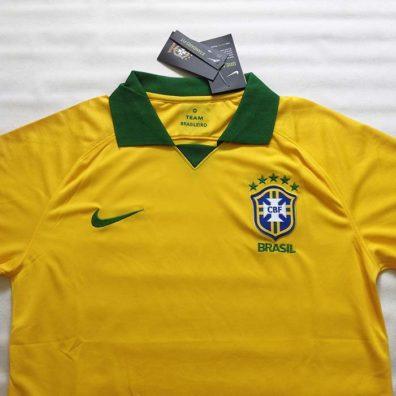 Camisa Brasil Copa América 2019 Amarela