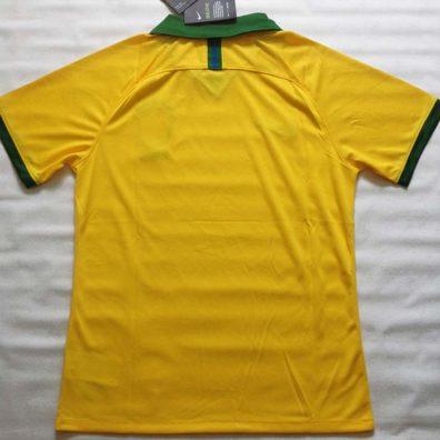 Camisa Brasil Copa América 2019 costas