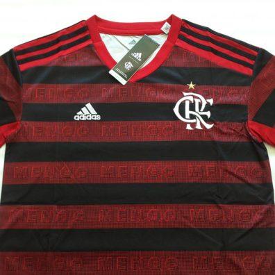 Camisa Flamengo 2019 2020 foto real