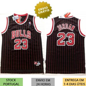 Regata NBA Chicago Bulls Listrada Jordan 23 jersey nba