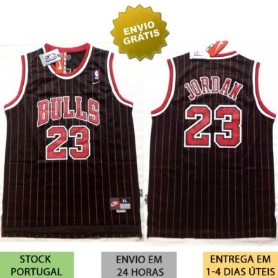 Regata NBA Chicago Bulls Listrada Jordan 23 jersey nba