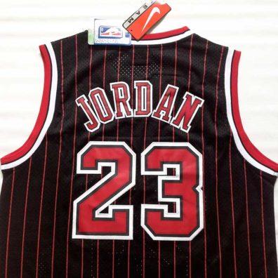 Regata NBA Chicago Bulls Listrada Jordan 23
