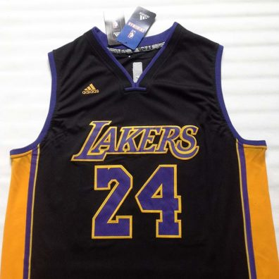 Camisa Los Angeles Lakers Kobe Bryant 24 2016/2017