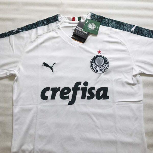 Camisa Palmeiras 2019/2020 camisa branca