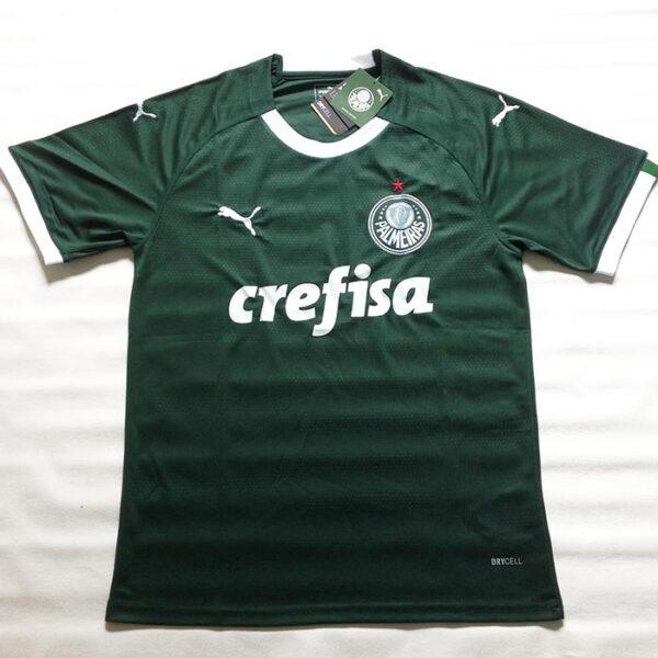 Camisa Palmeiras 2019/2020 verde frente