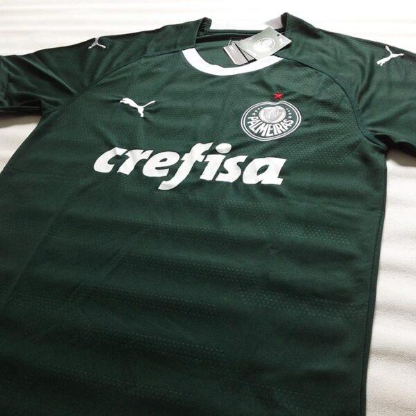 Camisa Palmeiras 2019/2020 frente nova camisa