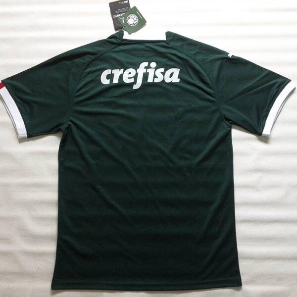 Camisa Palmeiras 2019/2020 costas nova camisa